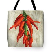 Peperoncini Tote Bag