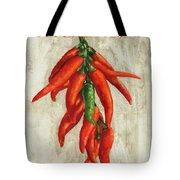 Peperoncini Piccanti Tote Bag