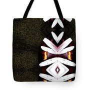 Pepitas Oriental Art Tote Bag
