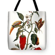 Pepper Plant Tote Bag
