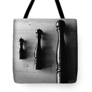 Peppermill Tote Bag