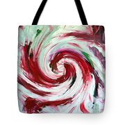 Peppermint Stick  Tote Bag