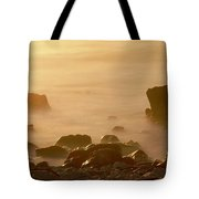 Pepple Beach Tote Bag