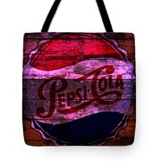 Pepsi Cola 1a Tote Bag