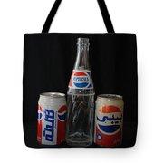 Pepsi Cola Tote Bag