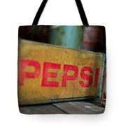 Pepsi Crate Tote Bag