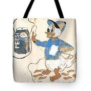 Pepsi Duck Tote Bag