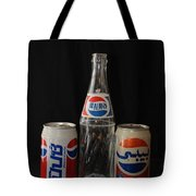 Pepsi From Around The World Tote Bag