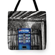 Pepsi Generation Palm Springs Tote Bag
