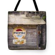 Pepsi Sign Tote Bag