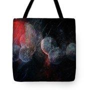 Pepsi Space Galaxy Tote Bag