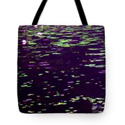 Percieving Depths Tote Bag