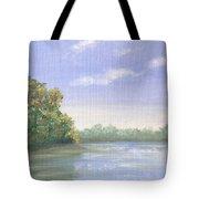 Percuil River, Cornwall Tote Bag