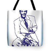 Percy Mayfield Tote Bag