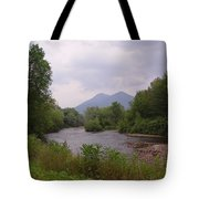 Percy Peaks From Northside Rd Tote Bag