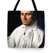 Pere Desmarets Tote Bag
