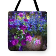 Perennial Flowers Y2 Tote Bag