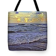 Perfect Beach Evening No.3 Tote Bag