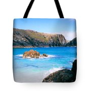 Perfect Blue Water Tote Bag