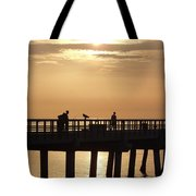 Perfect Day To Fish Tote Bag