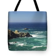 Perfect Mix Of Blue And Green Tote Bag