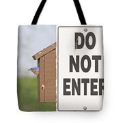 Perfect Nesting Box Tote Bag