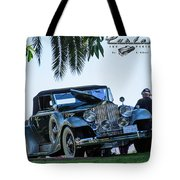 Perfect Packard Tote Bag