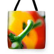 Perfect Peppers Tote Bag