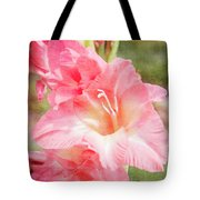 Perfect Pink Canna Lily Tote Bag