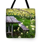 Perfect Place To Picnic Tote Bag