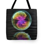 Perfect Sphere Tote Bag