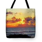 Perfect Sunset Cannon Beach I Tote Bag
