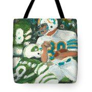 Perfect39 Tote Bag by Jorge Delara
