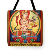 Perfection Of Insight Tote Bag