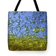 Abstract Olive Oil Tote Bag