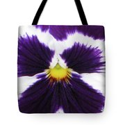 Perfectly Pansy 01 Tote Bag