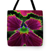 Perfectly Pansy 01 - Photopower Tote Bag