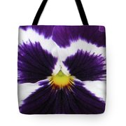 Perfectly Pansy 02 Tote Bag