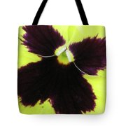 Perfectly Pansy 05 Tote Bag
