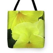 Perfectly Pansy 09 Tote Bag