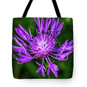 Perfectly Purple Tote Bag