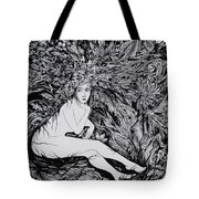 Performance Of Autumn Tote Bag