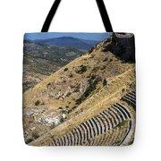 Pergamon Amphitheater Tote Bag