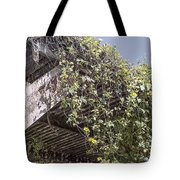 Pergola And Vines Tote Bag