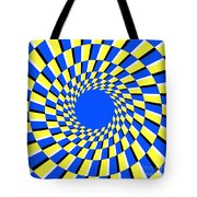 Peripheral Drift Illusion  Tote Bag