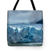 Perito Moreno Glacier Pano Tote Bag