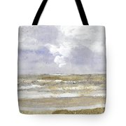 Periwinkle Coast Tote Bag