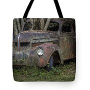 Permanent Resident Tote Bag