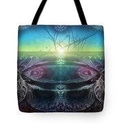 Perpetual Motion Landscape Tote Bag