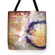 Perpetual Motion - Squared Tote Bag